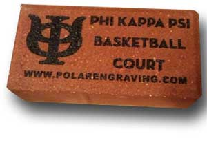 Brick Fundraising Campaign Fraternity