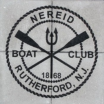 Engraved Bricks Array Boat Club