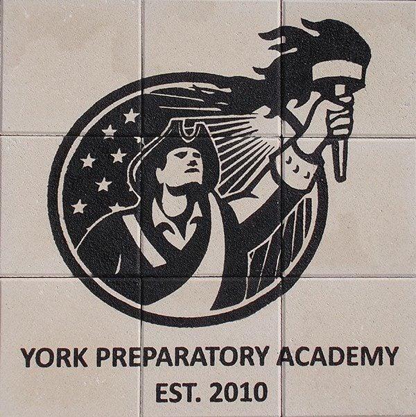 engraved-brick-array Academy