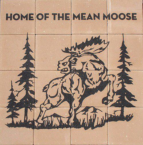 engraved-brick-array Moose