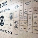engraved-tile-fundraising on Wall