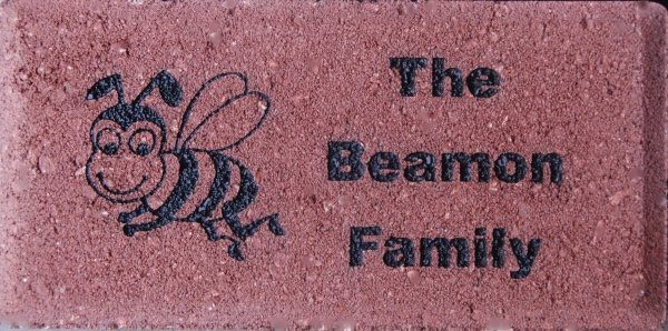 Brick Engraving Original Design