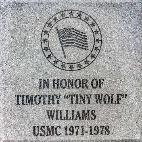 Veteran Memorial Brick