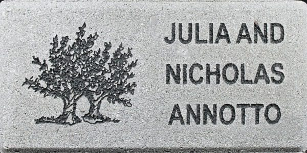Engraved Brick Fundraiser