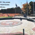 Firefighters Brick Memorial