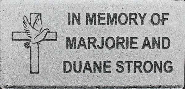 Memorial Brick fundraising