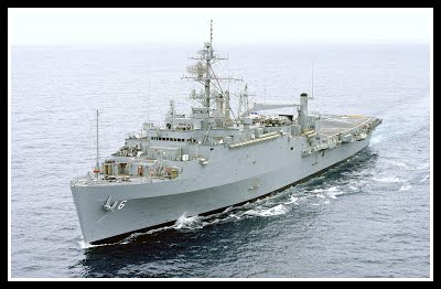 USS Duluth Navy Ship