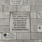 Memorial Brick Project for Pets