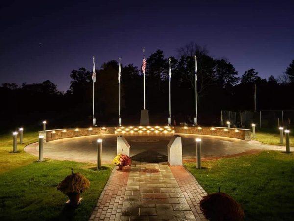 Memorial Brick Project Fire Fighters, RI