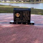 Military Brick Memorial