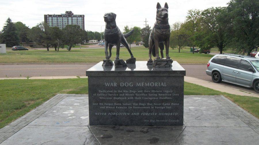 Commemoirative Bricks for War Dog Memorial
