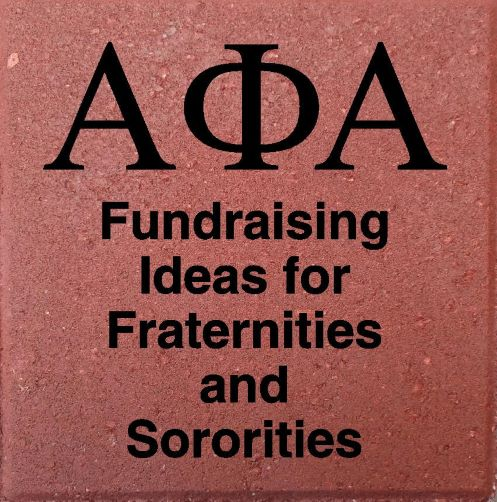 Brick Fundraising For Fraternity
