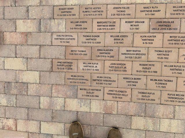 Brick Fundraising Campaign