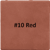 Engraved Brick Color Red