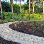 Brick Fundraising Walkway