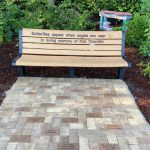 Memorial Bricks Walkway