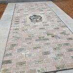 Brick Fundraising Walkway Sorority
