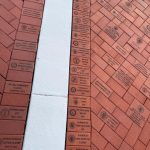 Engraved Memorial Brick Project for Veterans