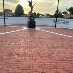 Engraved Memorial Brick Project