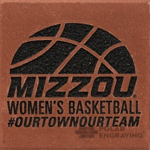 Engraved Brick basketball School