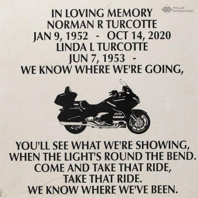 Engraved-Memorial-Tile-Motorcycle
